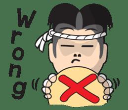 Mr. Muay Thai sticker #433714