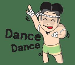 Mr. Muay Thai sticker #433722