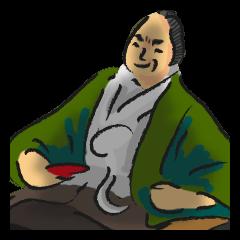 Pattern of Jidaigeki(Samurai drama)