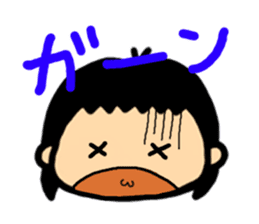 HARU-san sticker #433828