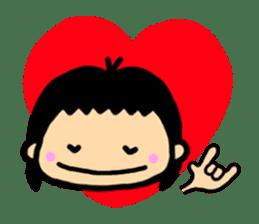 HARU-san sticker #433843