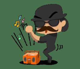 Art Man sticker #433904