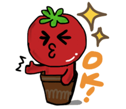 life of tomatoes sticker #434290