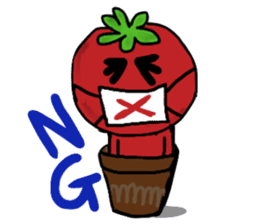 life of tomatoes sticker #434291