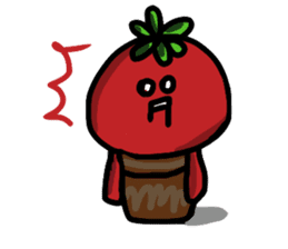 life of tomatoes sticker #434292