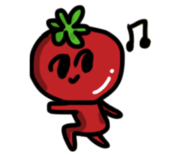 life of tomatoes sticker #434305