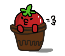 life of tomatoes sticker #434306