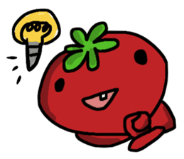 life of tomatoes sticker #434316