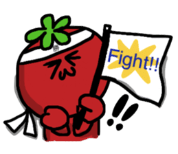 life of tomatoes sticker #434318