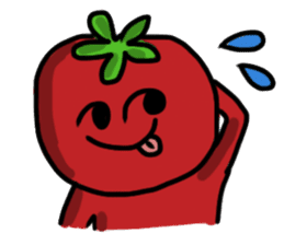life of tomatoes sticker #434325