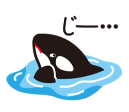 whale stamp vol.01 sticker #434411