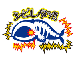 whale stamp vol.01 sticker #434419
