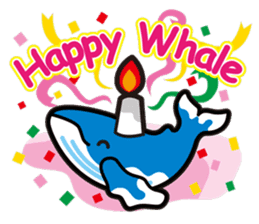 whale stamp vol.01 sticker #434429
