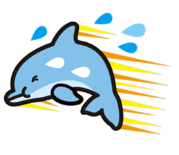 whale stamp vol.01 sticker #434436