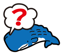 whale stamp vol.01 sticker #434445