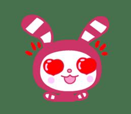 Sockrabbit sticker #434551