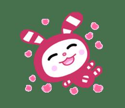 Sockrabbit sticker #434553