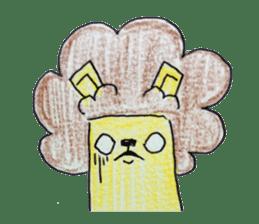 leo's hiyori sticker #436251