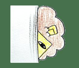 leo's hiyori sticker #436258