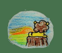 leo's hiyori sticker #436282