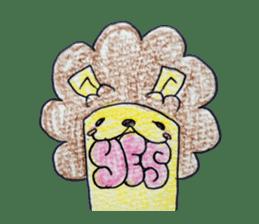 leo's hiyori sticker #436284