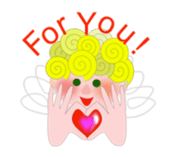 LoveLoveANJI sticker #436617