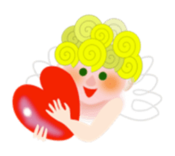 LoveLoveANJI sticker #436618
