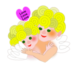 LoveLoveANJI sticker #436621