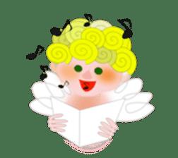 LoveLoveANJI sticker #436639
