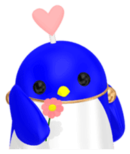 ZENMAI PENGUIN sticker #437057