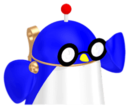 ZENMAI PENGUIN sticker #437061
