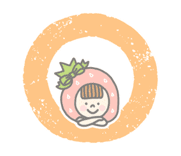 Himeichigo-chan(English ver.) sticker #437450