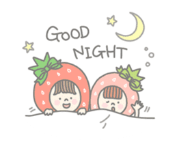 Himeichigo-chan(English ver.) sticker #437460