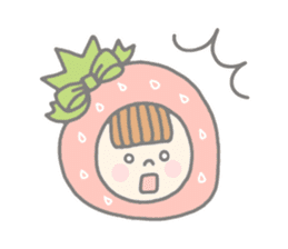 Himeichigo-chan(English ver.) sticker #437469