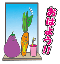 VEGETABLES LIFE sticker #437889
