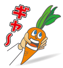 VEGETABLES LIFE sticker #437905