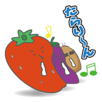 VEGETABLES LIFE sticker #437918
