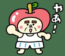 Fairy apple sticker #438529