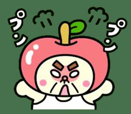 Fairy apple sticker #438537
