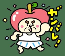 Fairy apple sticker #438544