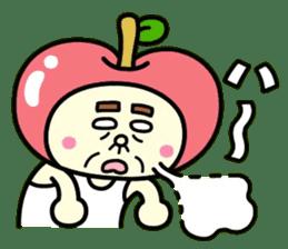 Fairy apple sticker #438550