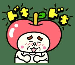 Fairy apple sticker #438561