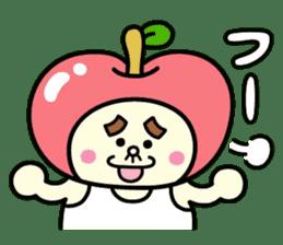 Fairy apple sticker #438568