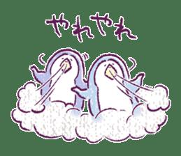 Clique Penguin 3 sticker #439379