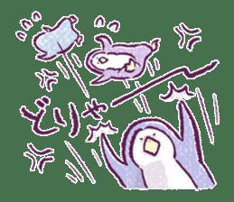Clique Penguin 3 sticker #439382