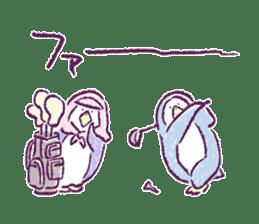 Clique Penguin 3 sticker #439391