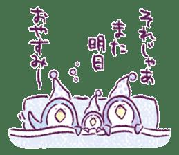Clique Penguin 3 sticker #439400