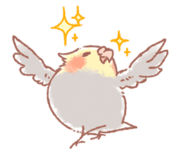 Okame chan sticker #439945