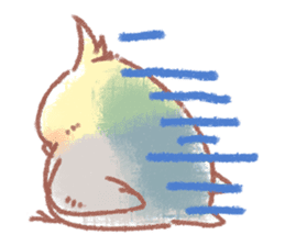 Okame chan sticker #439952