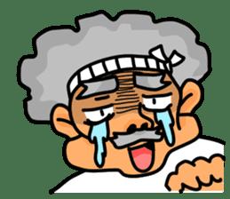 "A Japanese carpenter ""TAKA"" sticker #440794"